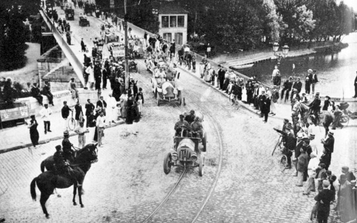Pekín-París 1907