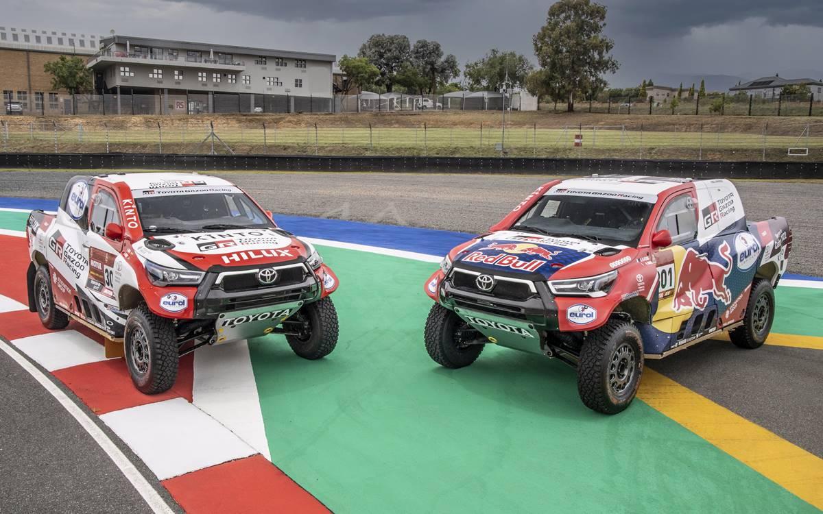 Toyota Dakar 2021