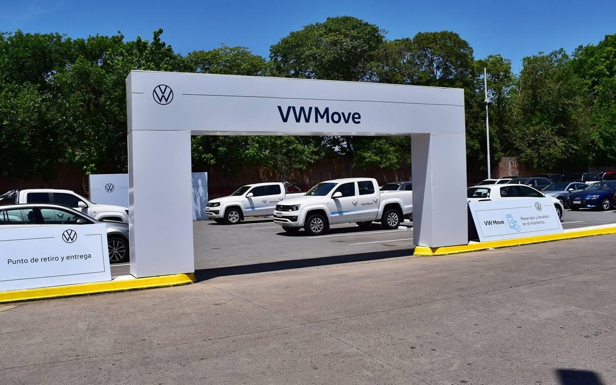 VW Move