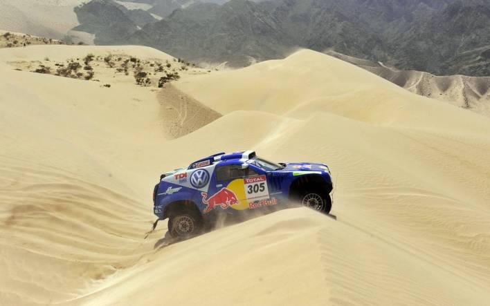 Dakar 2009 Giniel De Villiers