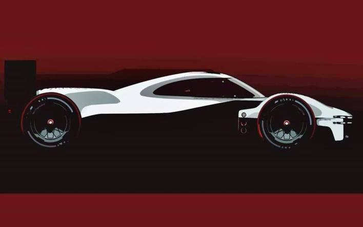 Porsche WEC