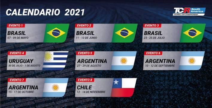 TCR South America