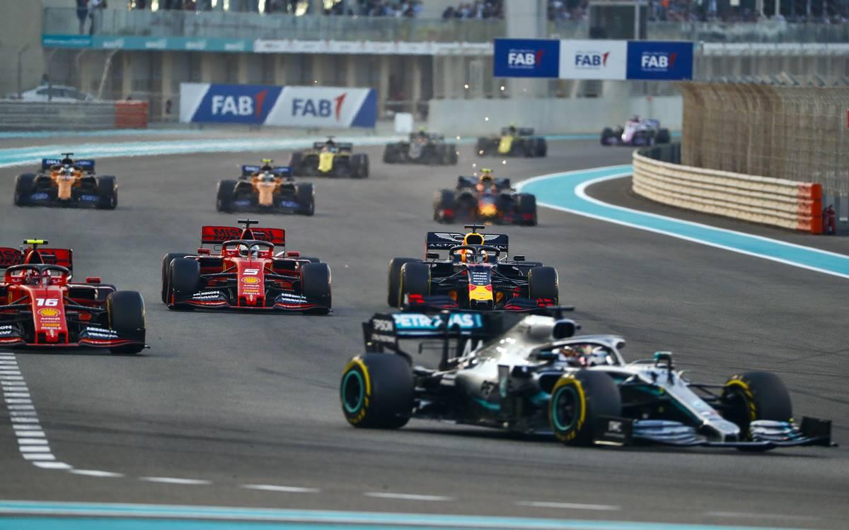GP Abu Dhabi Yas Marina