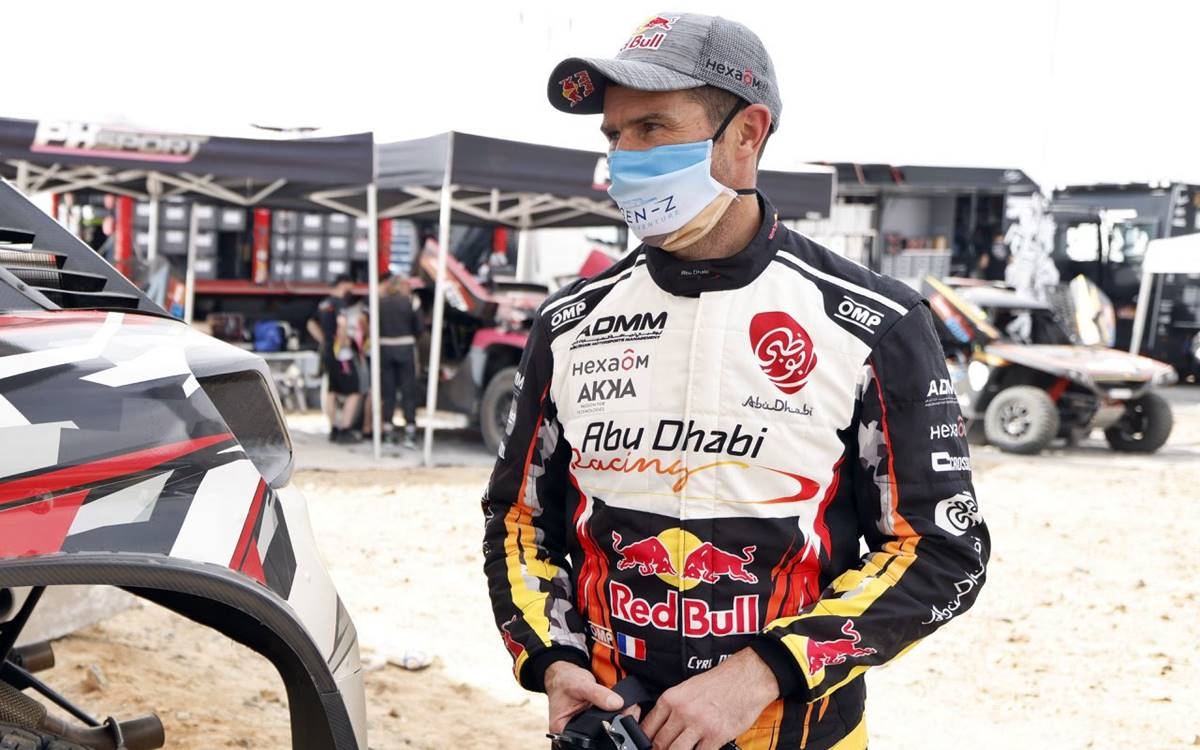 Dakar 2021 Cyril Despres