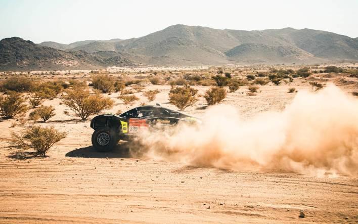 Dakar 2021 - Etapa 1 - ShakedownTeam