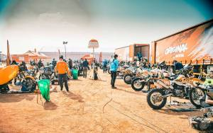 Dakar 2021 Rest Day ShakedownTeam