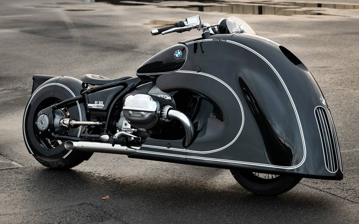 Spirit of Passion BMW R 18
