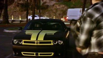 Dodge cobra kai