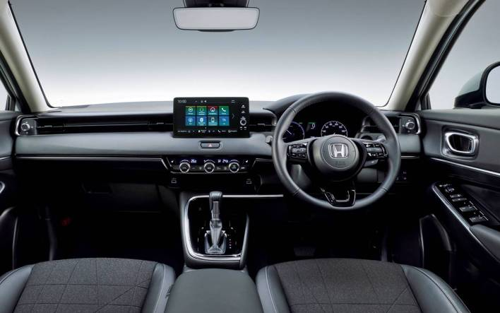 Honda HR-V e: HEV 2021