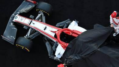 Formula 1 presentation