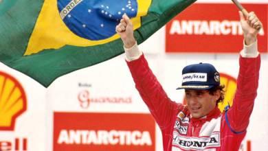 Ayrton Senna - 1991 Brazilian Grand Prix