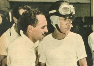 Enrique Sáenz Valiente and José María Ibáñez