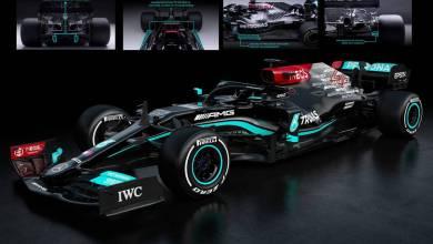 Mercedes-AMG F1 W12 E Performance