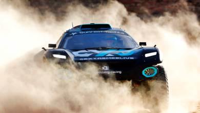 Molly Taylor (AUS) / Johan Kristoffersson (SWE), Rosberg X Racing