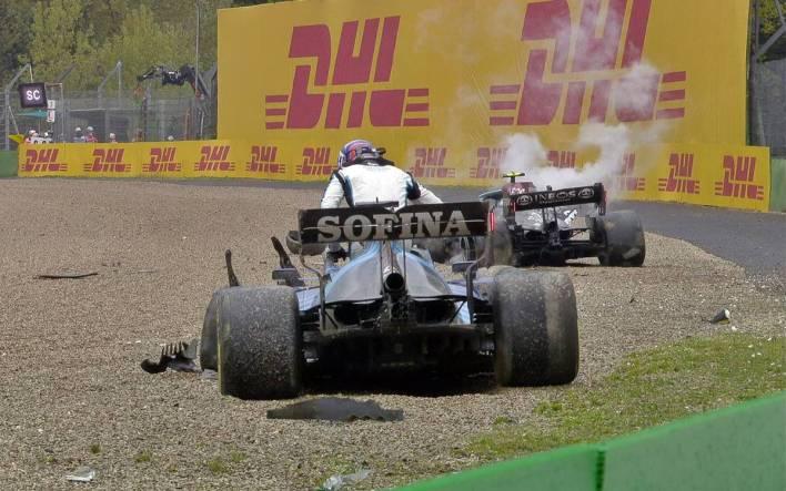George Russell GP de Emilia Romagna