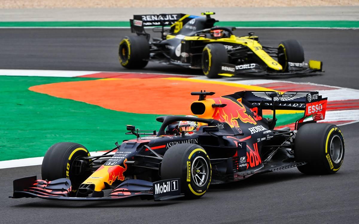 Max Verstappen Portugal 2020
