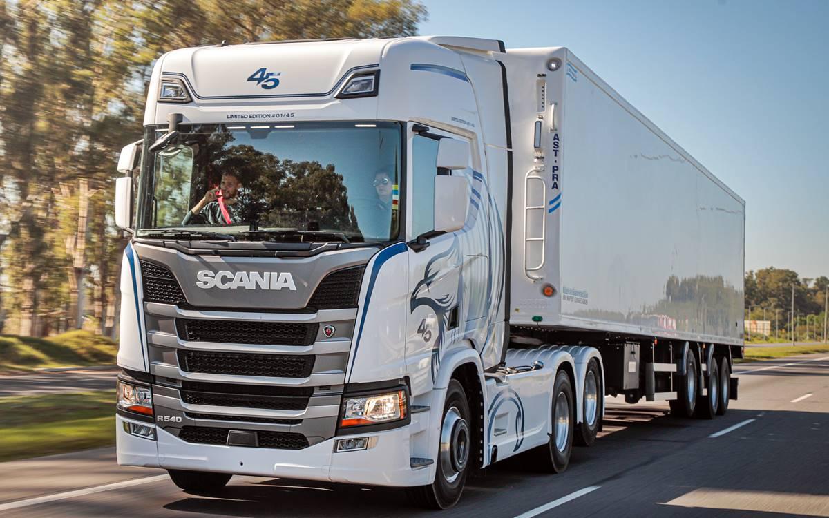 Scania 45 Aniversario
