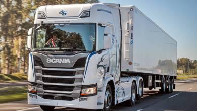 Scania 45th Anniversary