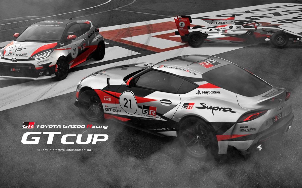 Toyota GAZOO Racing GT Cup 2021