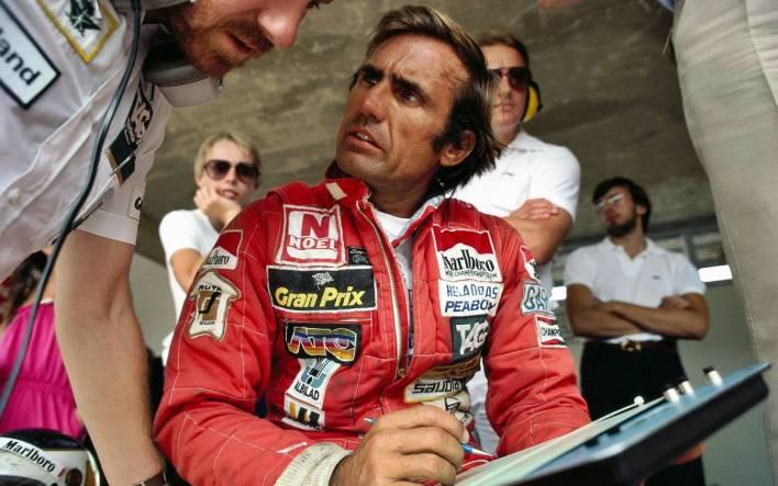 Carlos Reutemann 1981