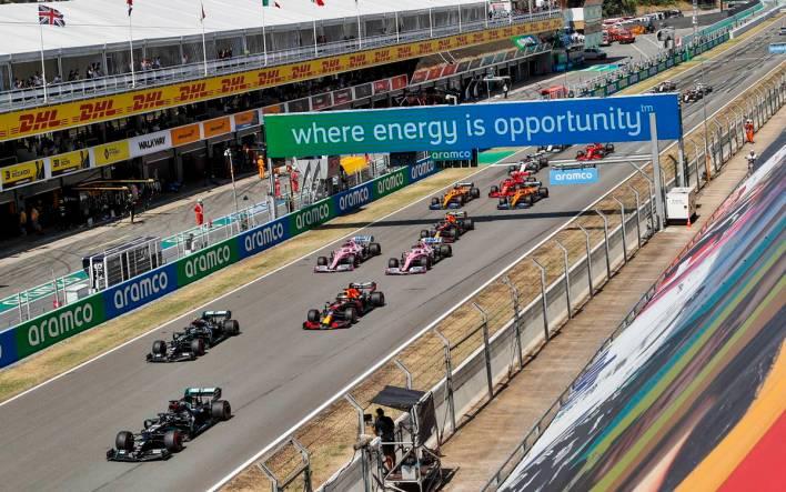 Gran Premio de España 2020