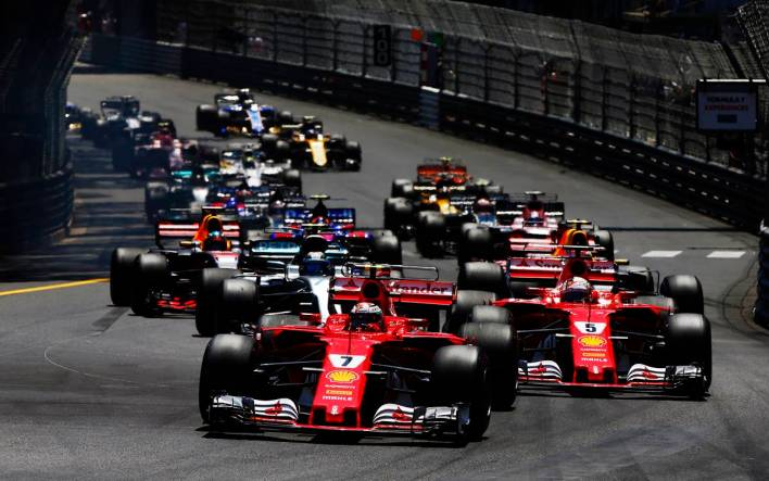 Monaco Grand Prix 2017 2017 3