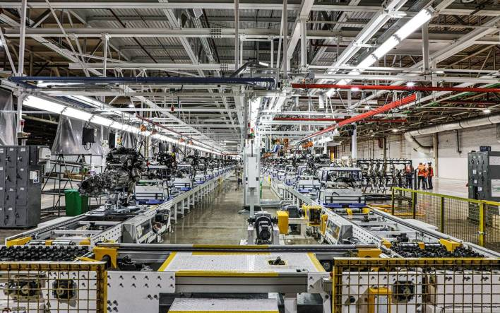 Pacheco Ford Plant