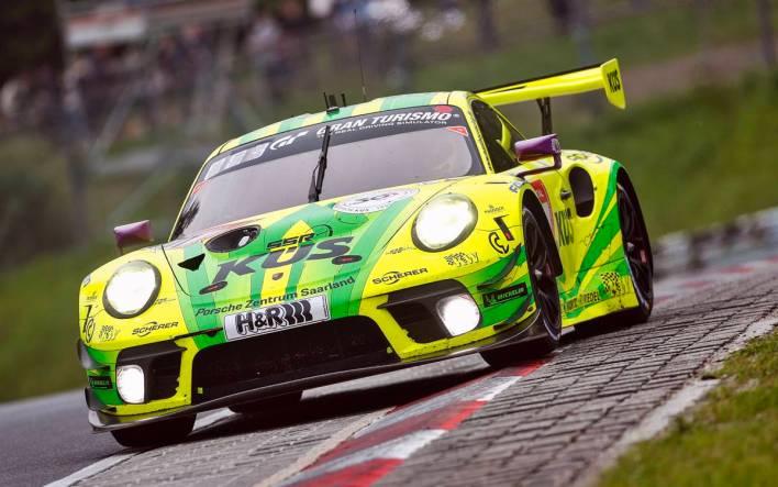 Porsche Nurburgring