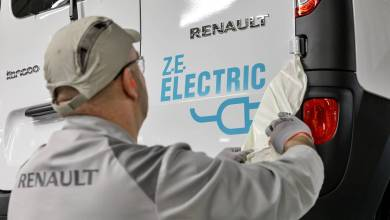 Renault Maubeuge factory