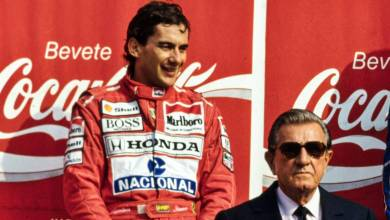 Ayrton-Senna and Jean-Marie Balestre