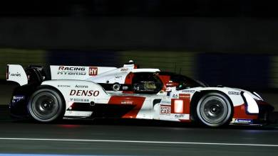 Pechito López Le Mans