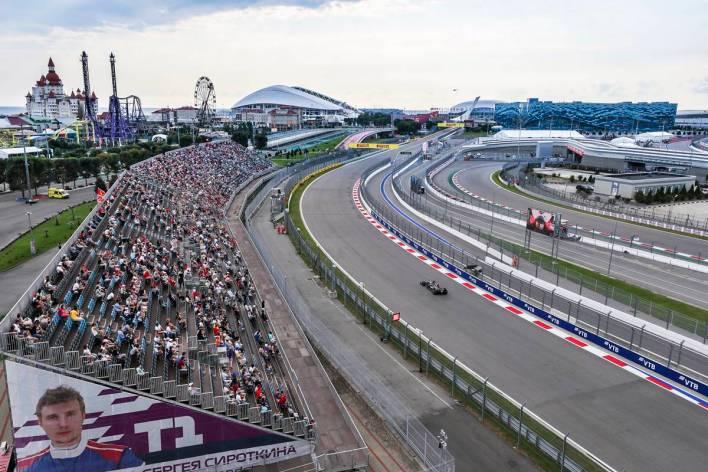 GP Rusia 2020 Sochi