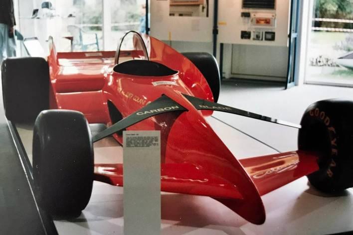 colani concept f1 car