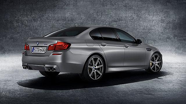 Novi BMW M5 s pogonom na stražnje te na sva četiri kotača