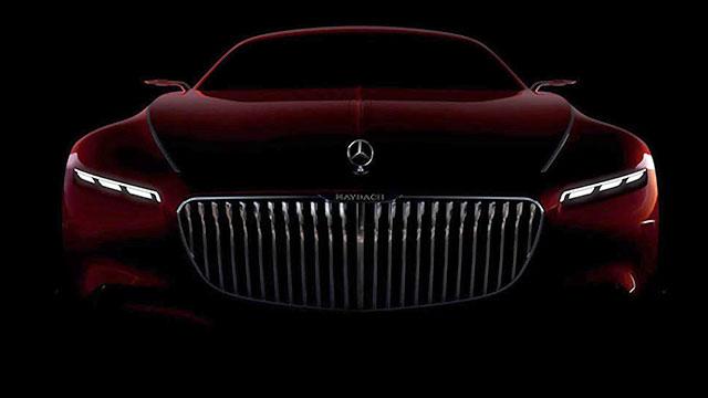 Potvrđen Mercedes-Maybach SUV
