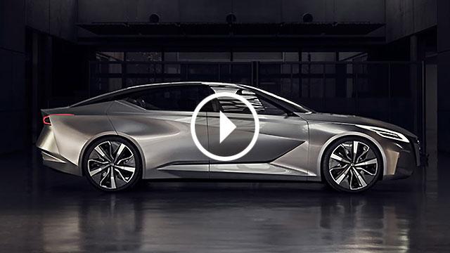 Nissan Vmotion 2.0 – uvid u budućnost
