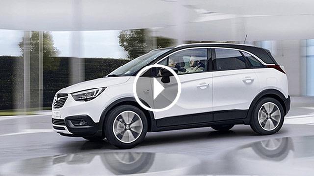 Predstavljen Opel Crossland X