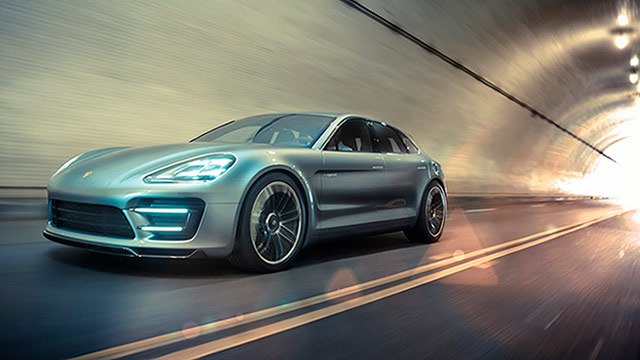 Porsche Panamera Shooting Brake stiže u Ženevu?