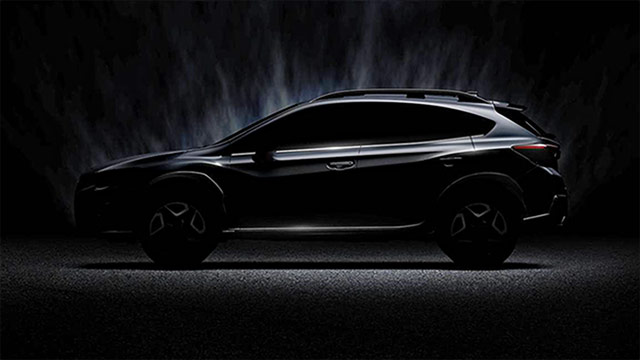 Subaru XV – najavljena druga generacija
