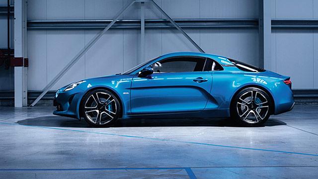 Renault pretpremijerno predstavio Alpine A110