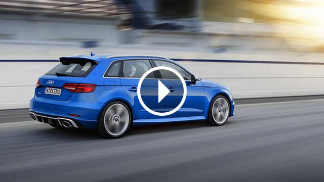 Audi je osvježio RS3 Sportback