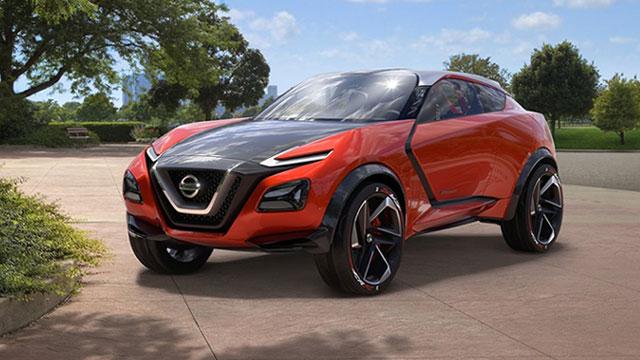 Nissan Juke: hibridni koncept stiže u Tokio