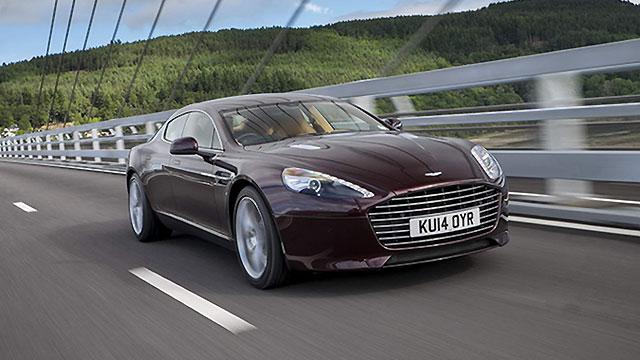 Aston Martin potvrdio električnog nasljednika modelu Rapide