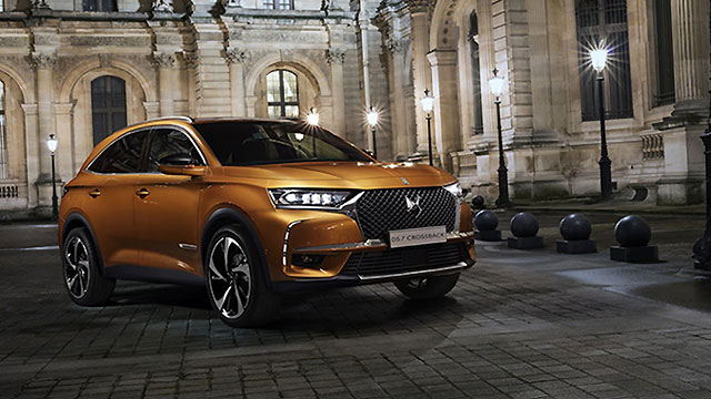 DS Automobiles predstavio DS7 Crossback