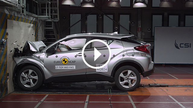 Posljednji rezultati Euro NCAP-a: 5 zvjezdica za Audi Q5, Land Rover Discovery i Toyotu C-HR