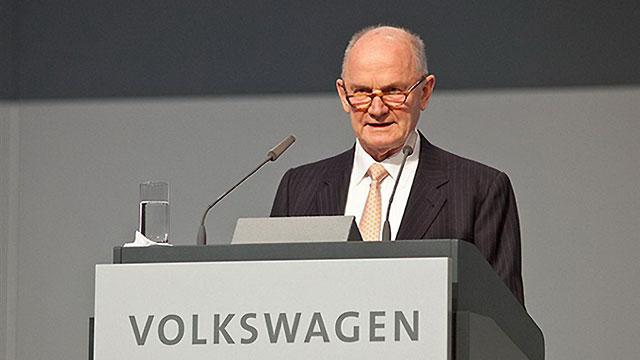 Ferdinand Piëch napušta Grupu Volkswagen i auto industriju