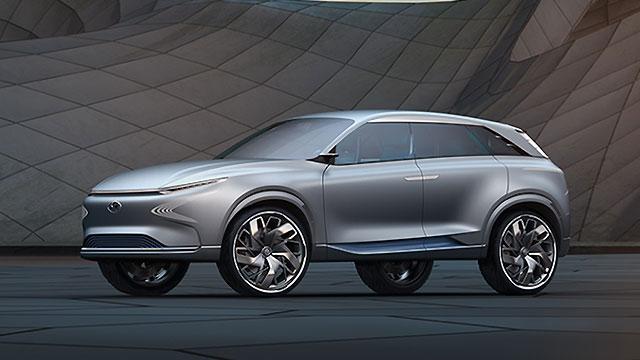 Hyundai FE Fuel Cell Concept – futuristički model s autonomijom od 800 km