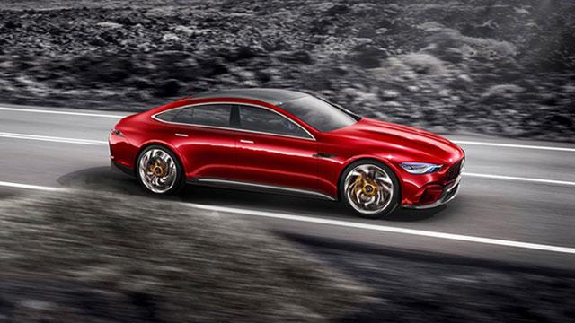 Mercedes-AMG sprema hibridnog konkurenta Panameri