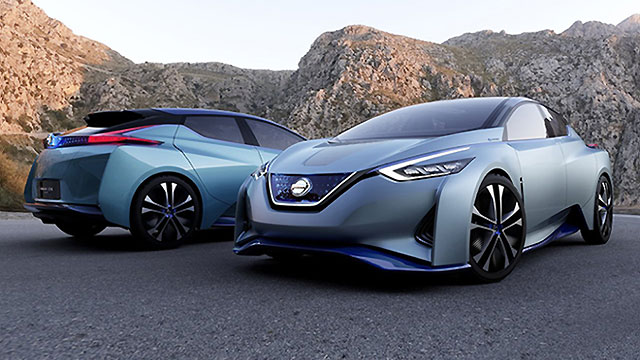 Novi Nissan Leaf stiže do kraja godine