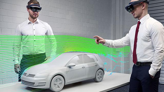 Kako Volkswagen virtualno razvija automobil budućnosti?